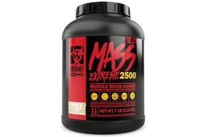 Гейнеры Mutant Mass Extreme 2500 - 3180 г - vanilla ice cream