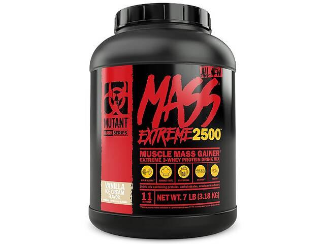 Гейнеры Mutant Mass Extreme 2500 - 3180 г - vanilla ice cream- объявление о продаже  в Полтаве