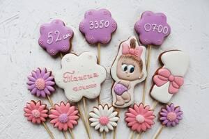 Імбирне печиво, пряники ручної роботи на замовлення Київ і вся Україна