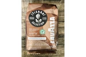 Кофе в зернах Lavazza Tierra 1 кг (Италия)