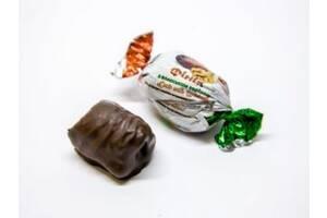 Конфеты AMANTI финики с грецким орехом в шоколаде 1кг