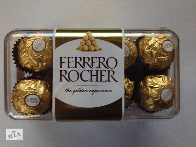 купить бу Конфеты Ферреро Роше Ferrero Rocher 200 г g грамм и бесплатная доставка в Киеве