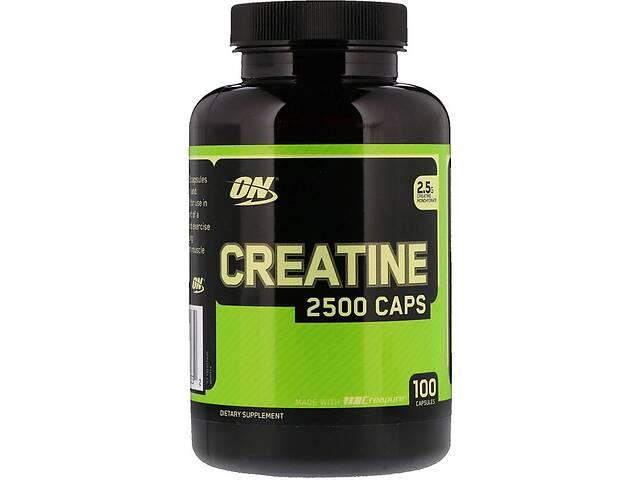 продам Креатин Optimum Nutrition Creatine 2500, 100 капс бу в Полтаві