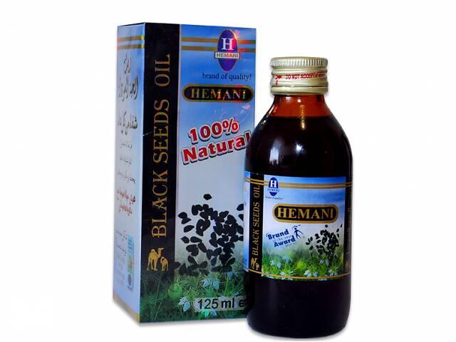 Масло из черного тмина холодный отжим Хемани - объявление о продаже  в Николаеве