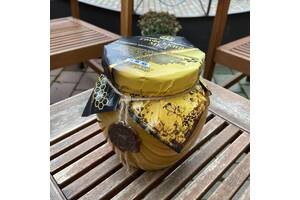 Мед натуральный, с парковых насаждений графа Потоцкого