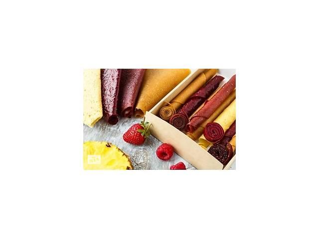 Натуральные продукты питания: пастила, чипсы- объявление о продаже  в Киеве