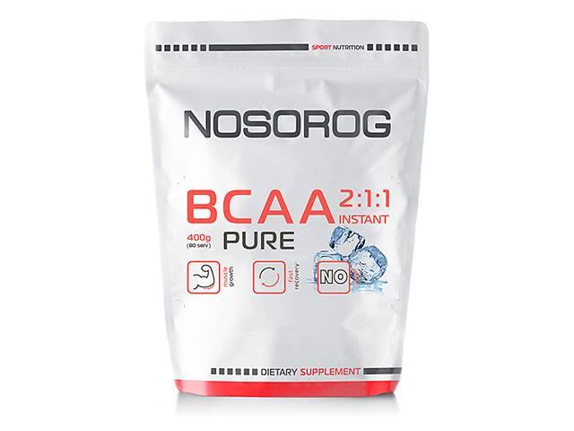бу Nosorog BCAA 2:1:1 натуральный, 400 гр в Мариуполе