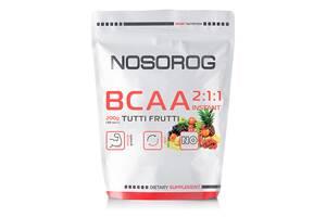 Nosorog BCAA 2:1:1 тути фрути, 200 гр