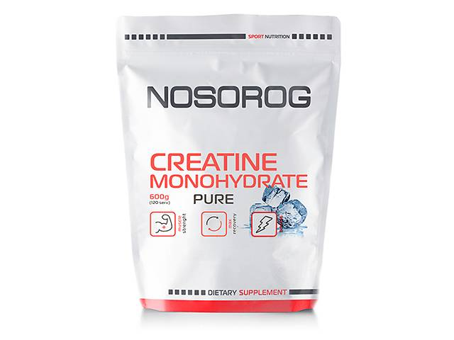 Nosorog Creatine Monohydrate, 600 гр- объявление о продаже  в Мариуполе