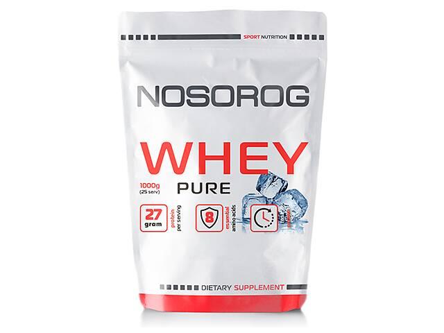 купить бу Nosorog Whey натуральный, 1 кг в Мариуполе