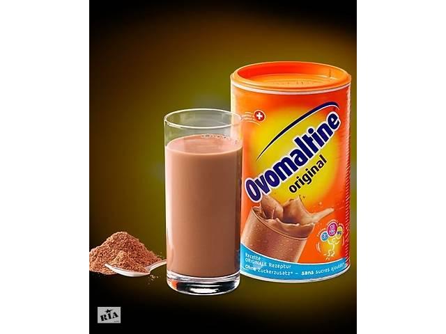 купить бу Ovomaltine. Витаминизированный какао 500g в Харькове
