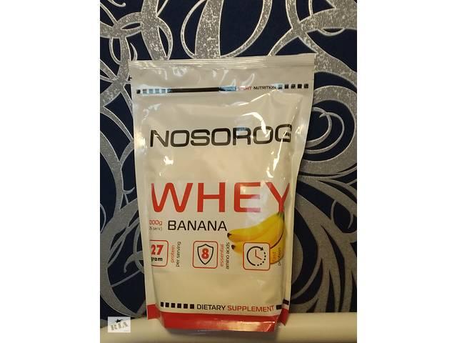 бу Протеин NOSOROG Whey шоколад 1 kg в Мариуполе