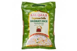 Рис Басмати Lal Qilla мешок пропаренный 5 кг