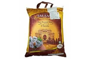 Рис Басмати Salaam India Классический не пропаренный 5 кг