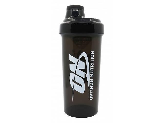 купить бу Шейкер Optimum Nutrition Shaker bottle ON 750 мл черный в Полтаве