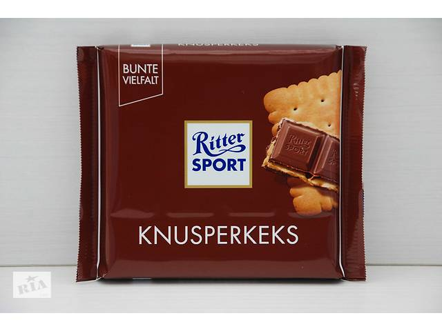 купить бу Шоколад Ritter Sport Риттер Спорт (Германия) 100g в Ровно