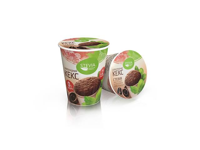 бу Сухая смесь для приготовления кексов Stevia Кекс шоколадный (4820130350327) в Киеве