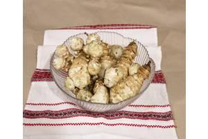 Топинамбур  (земляная груша)отборной крупный  для еды