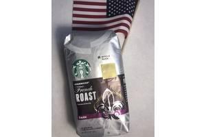 Зерновой кофе Starbuck French Roast USA, 340 грам, кава старбакс з США