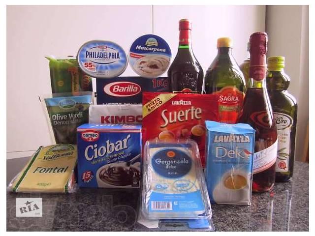 купить бу Продукты питания с Италии в Києві