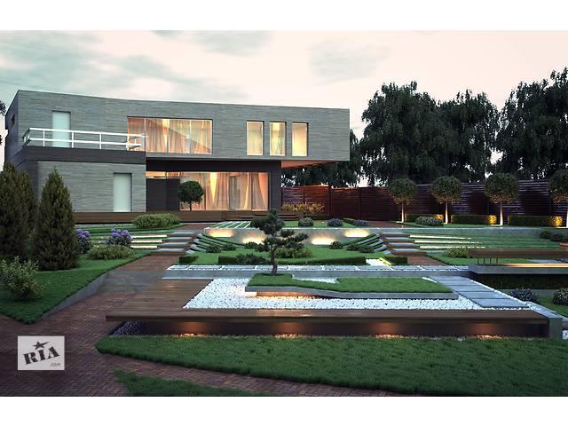 Проектирование домов, Ландшафтный дизайн, Дизайн Интерьера - объявление о продаже   в Украине
