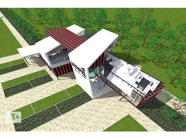 бу Проектування будівель і споруд, супровід проекту в інстанціях   в Украине