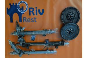 Профессиональный ремонт и реставрацию рулевых реек и демпферних маховиков всех марок авто