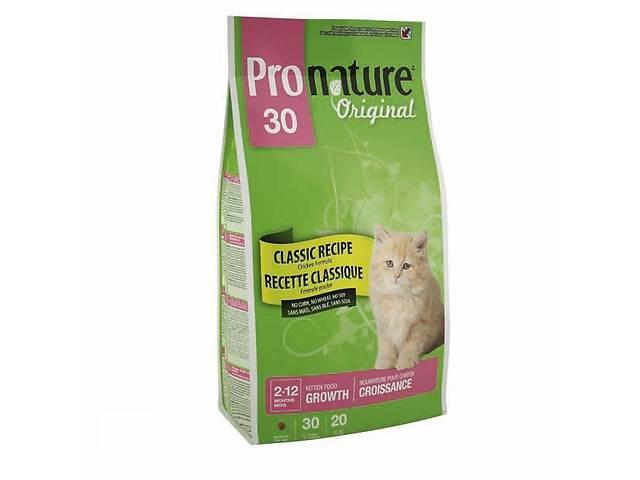 купить бу Pronature Original для взрослых кошек и котят в Донецке