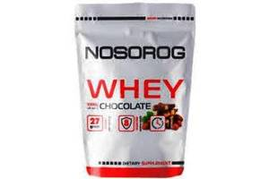 Протеин NOSOROG Whey шоколад 1 kg
