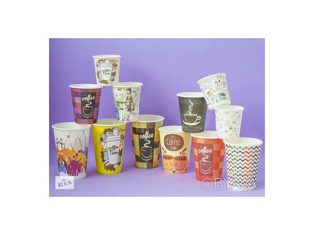 Производство бумажных стаканов- объявление о продаже  в Харькове