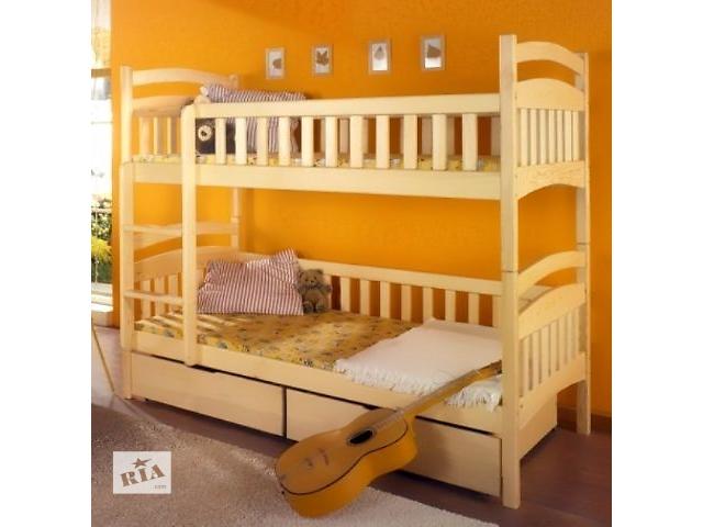 бу Производим двухьярусние кроватки 1 сорт Карина люкс в Одессе