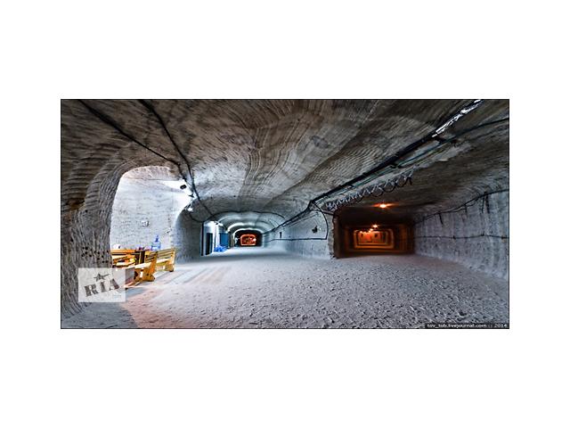 купить бу Приглашаем отдохнуть и оздоровиться в соляных шахтах в Соледаре