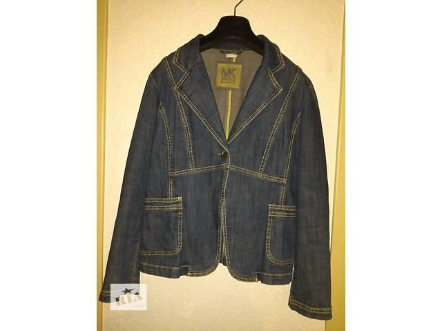 купить бу Пиджак джинсовый Michael Kors - оригинал в Новомосковске