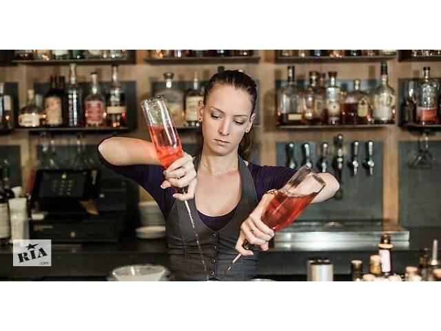 Работа для бармена девушки модельное агенство камышлов