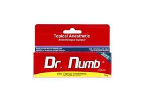 Крем - анестетик Dr.Numb Epinephrine 30g (MAS40350)