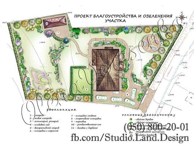 продам Ландшафтный архитектор бу  в Украине