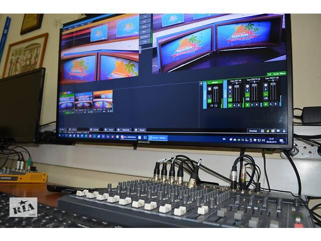 """купить бу Продакшн студия для видео съемки и производства контента """"ЛАЙК-МЕДИА""""  в Украине"""