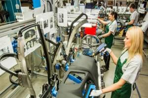 Рабочий на склад автодеталей Германия
