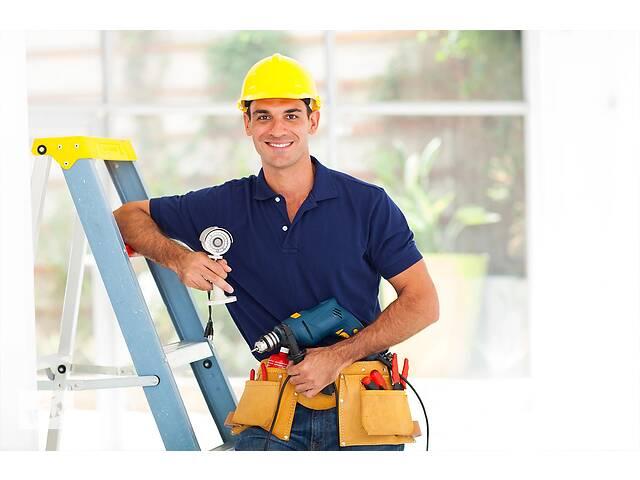 Работа строителем- объявление о продаже   в Украине