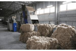 Разнорабочие на фабрику по переработке льна (Литва)