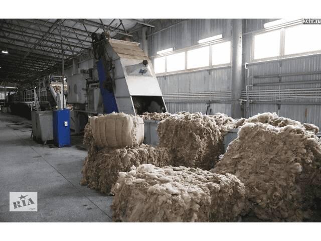 бу Разнорабочие на фабрику по переработке льна (Литва)  в Украине