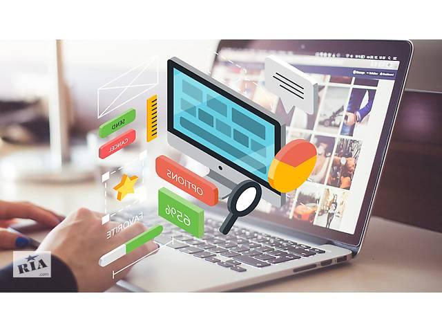 Разработчик веб-сайтов, Интернет магазинов, блогов- объявление о продаже   в Украине