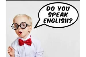 Репетитор английского языка, математики