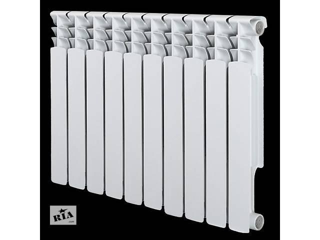 Радиатор Grunhelm GR500-100 биметаллический- объявление о продаже  в Запорожье