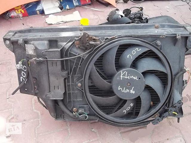 Радиатор кондиционера для легкового авто Peugeot 206- объявление о продаже  в Львове