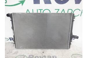 Радиатор основной  (2,0 TDI 16V) Volkswagen PASSAT B6 2005-2010 (Фольксваген Пассат Б6), БУ-192959