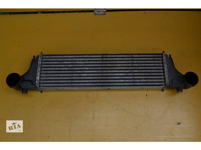 купить бу Радиатор интеркуллера BMW X5 е53 БМВ Х5 в Ровно