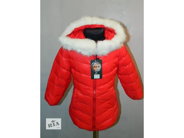 бу Распродажа. Еврозима, Пух. Легкие и теплые пальто на девочку 116-128см в Броварах