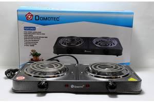 Электроплиты Domotec