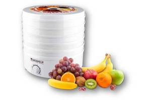 Нові Сушилки для фруктів та овочей
